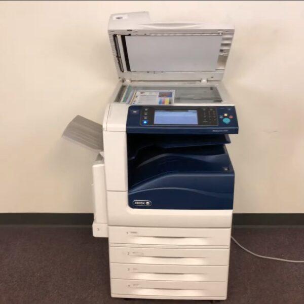 Máy photocopy màu Fuji Xerox 7545